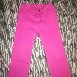 🦄 Carters Hot Pink Jeans!